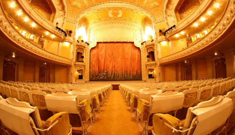 L'Orchestre de l'Opéra de Lyon en concert à l'Opéra - Haendel / Porpora