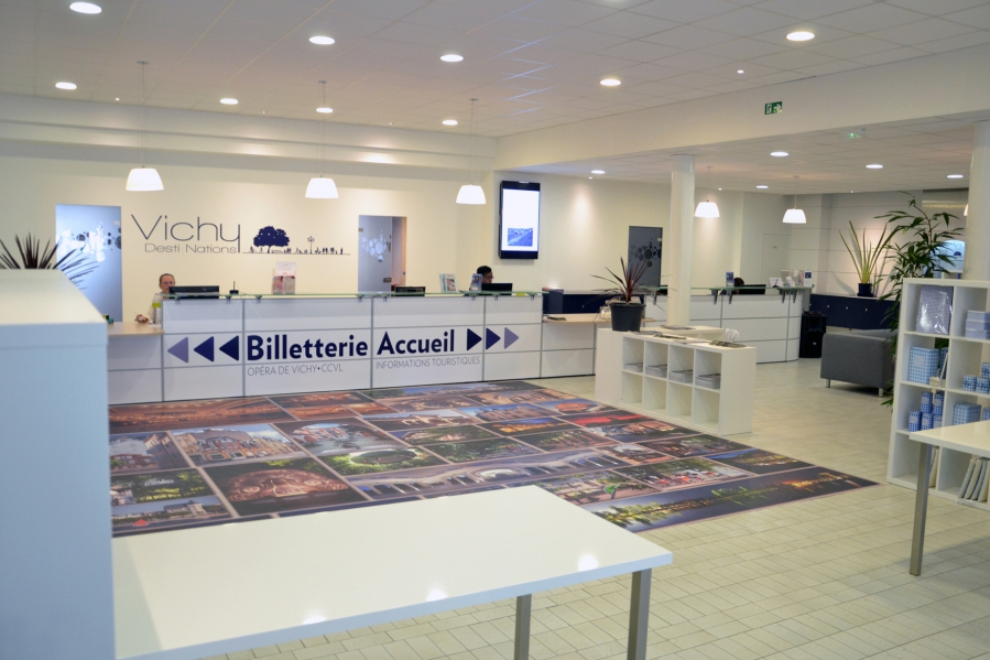 Office de tourisme et de thermalisme de vichy - Chatelaillon plage office de tourisme ...