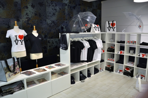 Boutique de l 39 office de tourisme de vichy - Office tourisme la spezia ...