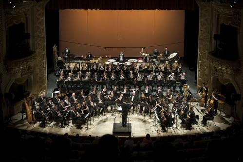 Les concerts de l'Orchestre d'Harmonie de Vichy