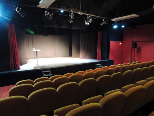 Les rendez-vous du Back Step Café théâtre