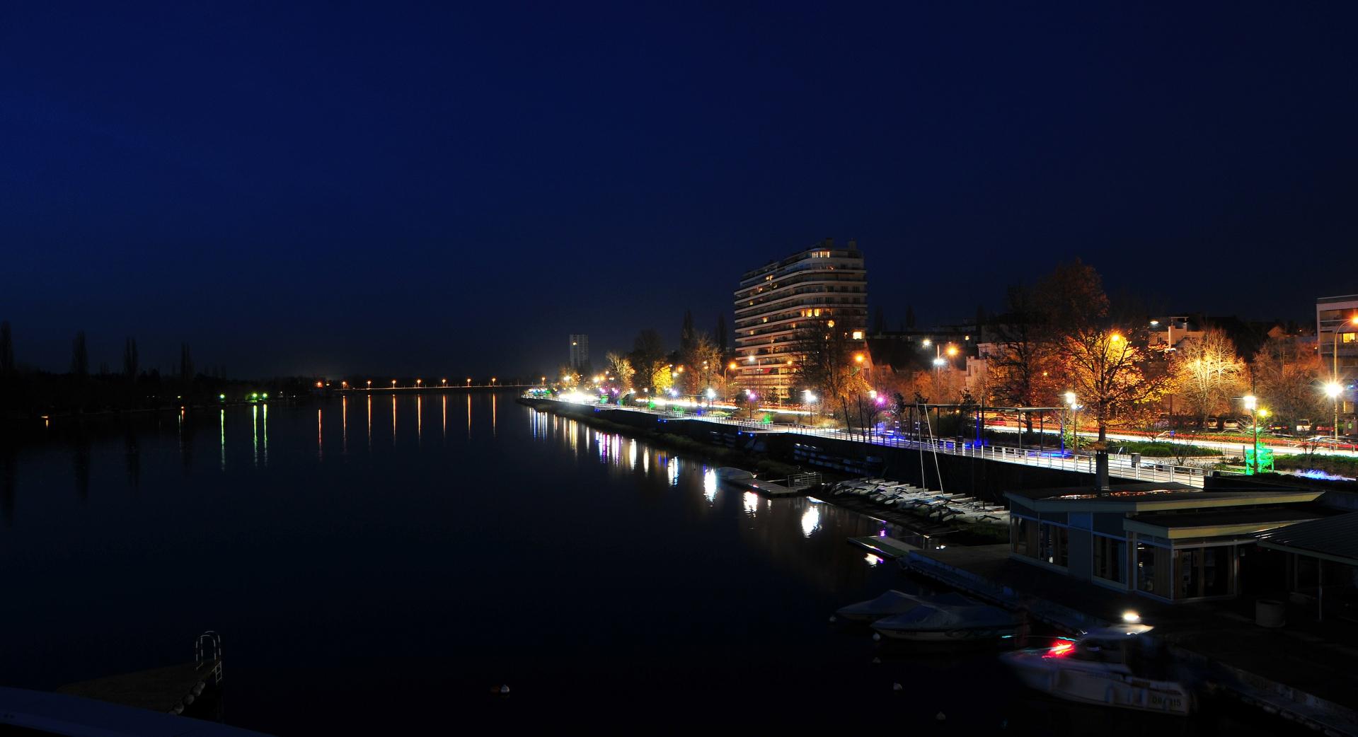 Esplanade promenades et plages du lac d 39 allier vichy - Office de tourisme de l allier ...