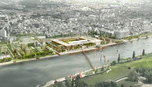 L Ecoquartier De La Ville De Vichy