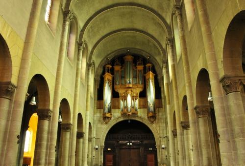 Concerts Orgues et Musique Sacrée à Vichy