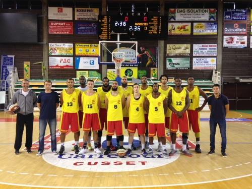 Basket : l'agenda de la JAVCM