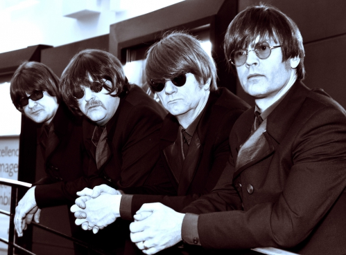 Hommage aux Beatles - The Rabeats Tribute to The Beatles