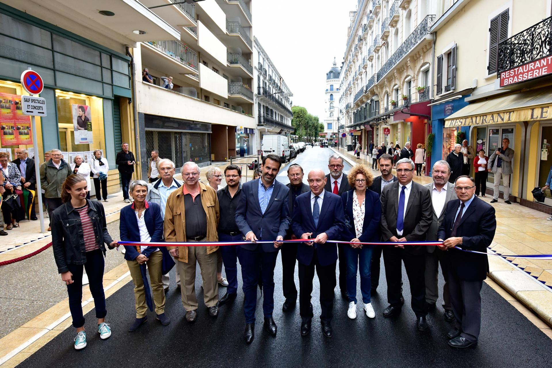 Plan De Vichy Voir  Place De Hotel De Ville