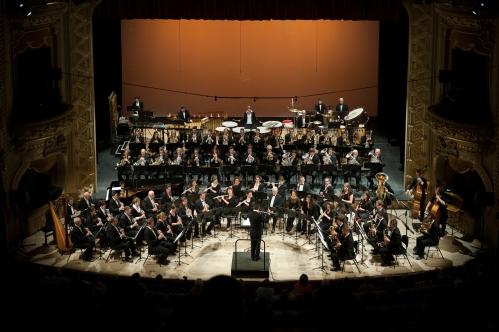Orchestre d'Harmonie de Vichy.