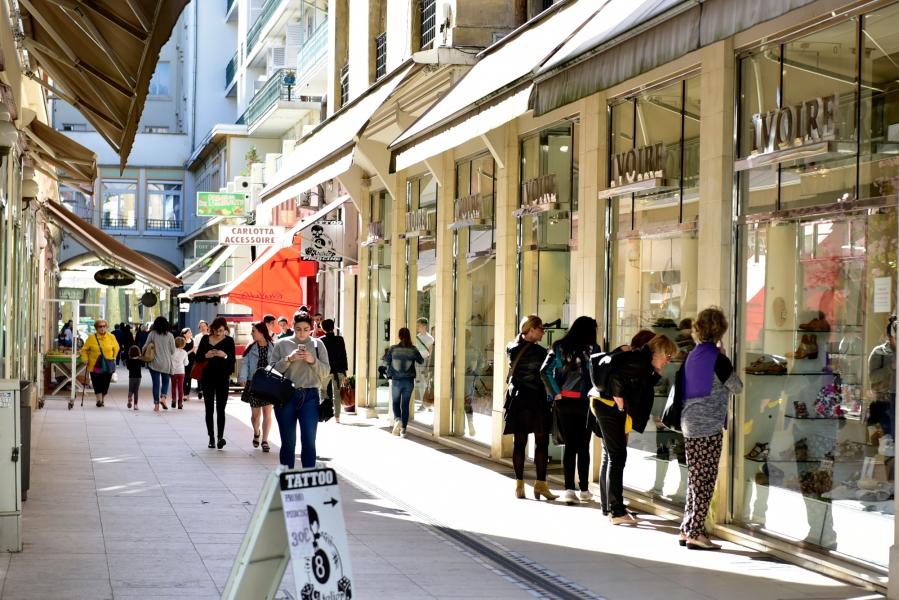 Commerce Centre Ville Vichy
