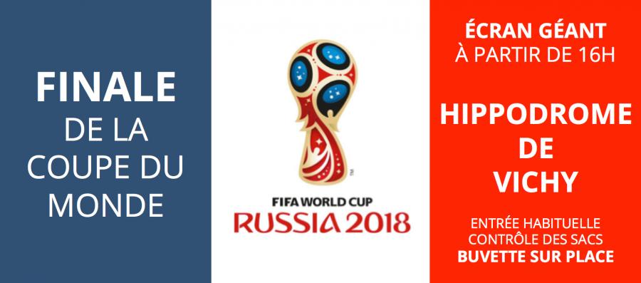 Coupe du monde de football retransmission de la finale france croatie - Retransmission coupe de france ...