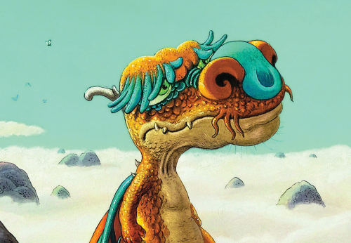 Charles le petit dragon