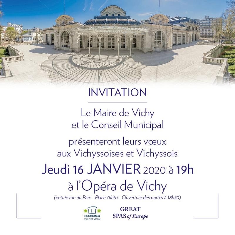 Vœux aux Vichyssoises et Vichyssois