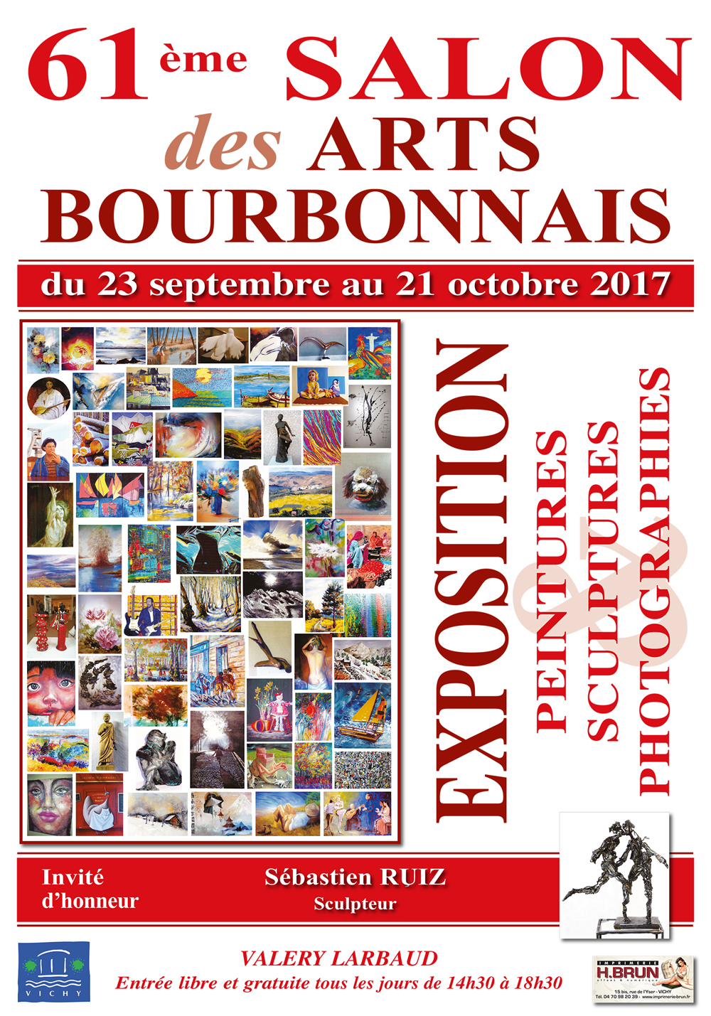 Salon des arts Bourbonnais