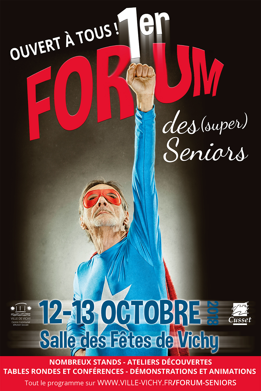 Forum Seniors Vichy