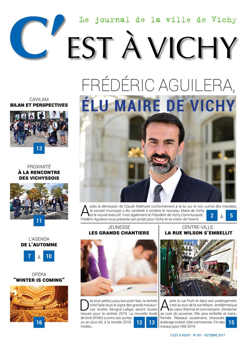 C'est à Vichy 101