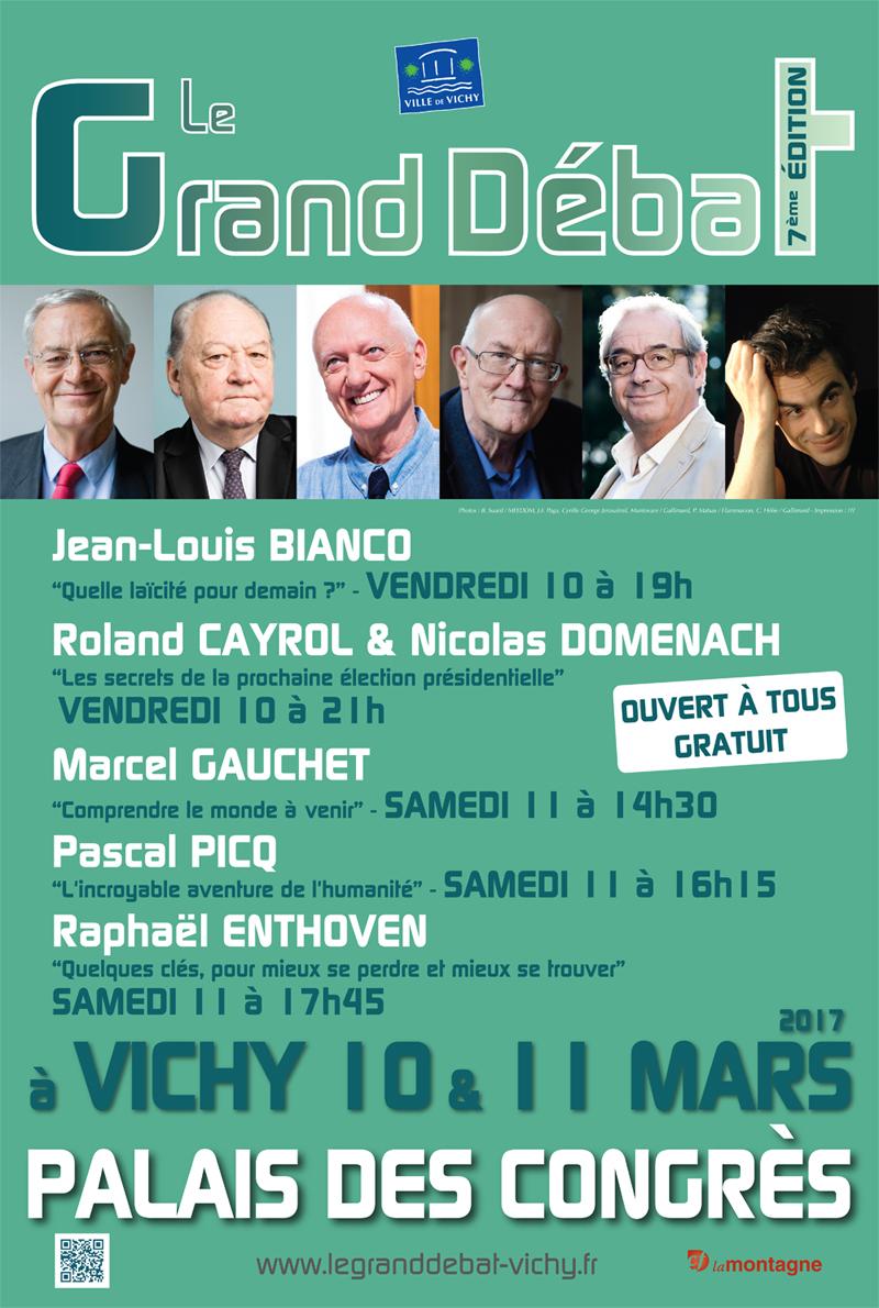 Grand Débat 2017