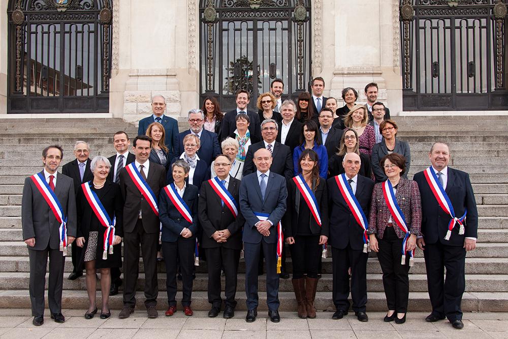 Le Conseil Municipal De Vichy Les Conseillers